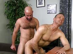 Damon Andros & Rodney Steele