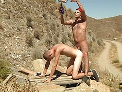 A Degrading Fuck In The Sun - Jack Ashley & Mickey Taylor
