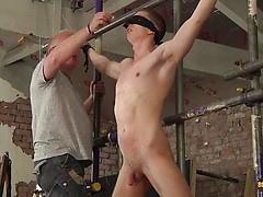 Fit New Boy Billy Gets Used - Billy Rock & Sebastian Kane