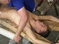 Strapped Down And Milked - Justin Blaber & Sebastian Kane