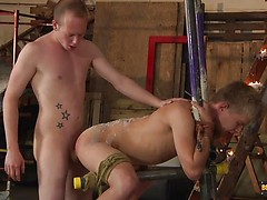 Could You Resist That Perfect Twink Arse? - Chris Jansen & Sean Taylor