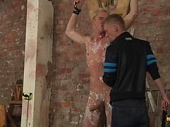 Kris Finally Gets His Reward - Kris Blent & Ashton Bradley
