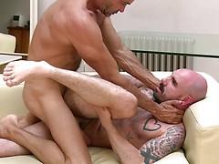 Lito Cruz and Matteo Valentine