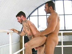 Johnny Hazzard and Lucio Saints